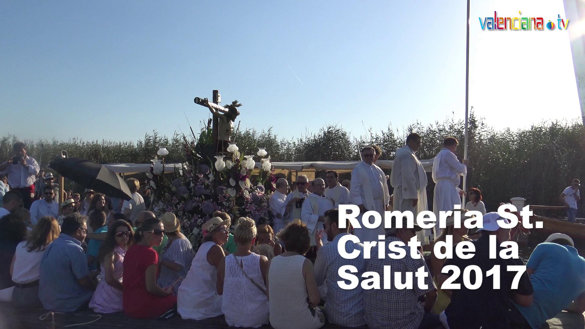 Romeria Crist de la Salut d'El Palmar 2017