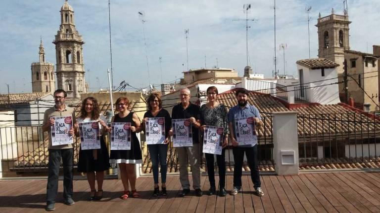 Els llibres en català tornen a l'Ajuntament de Valéncia en més de 30 editorials