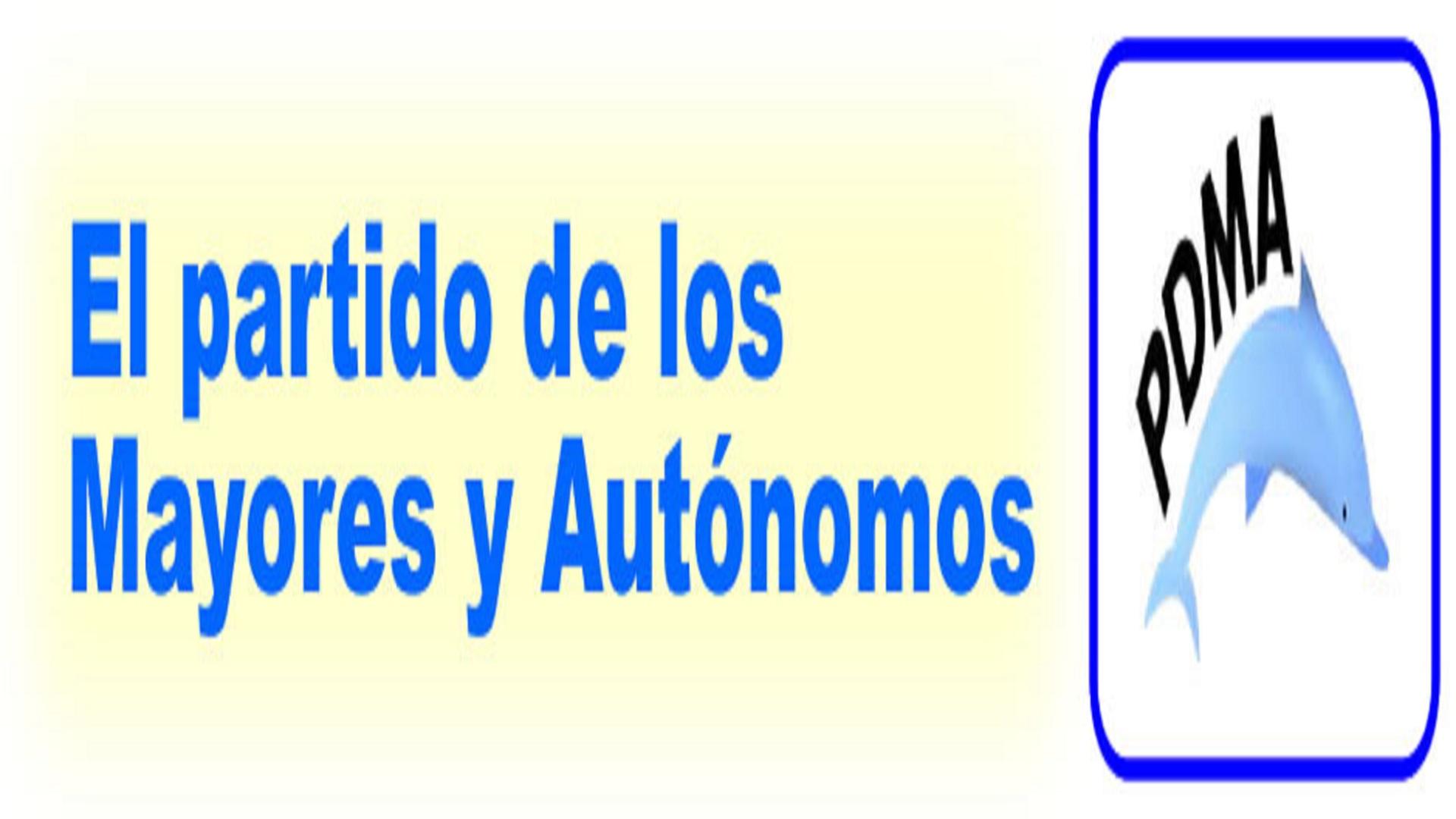 """CHIMO CORREDOR """"PRESIDENTE DEL PARTIDO DE MAYORES Y AUTONOMOS"""