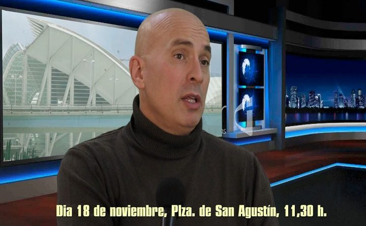 Entrevista José Manuel Opazo (España Responde)