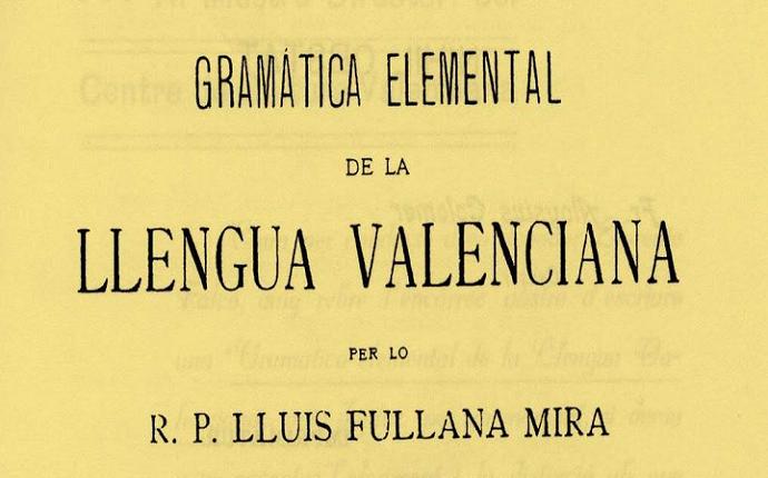 """""""No és el català una llengua romànica que sempre haja estat entre les llengües en personalitat pròpia."""""""