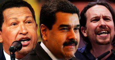 El Supremo venezolano pide ayuda a EEUU para investigar la financiación de Podemos POR PARTE DE LOS DITADORES CHAVEZ Y MADURO
