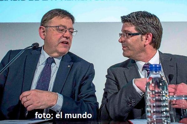 Anticorrupción acusa a PSOE y Compromís de «enchufismo»