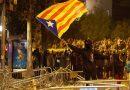 Grupos antisistema de toda Europa se citan en Cataluña.