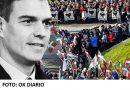 Sánchez, rendido a Bildu, Permiten los homenajes a etarras sin contar con informes jurídicos que lo avalen.