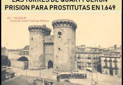 Cuento de la muralla de Valencia.