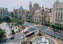 """Visita en directo """" plaza del Ayuntamiento Valencia"""""""
