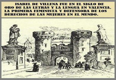 CUENTOS DE LA MURALLA DE VALENCIA          EL TALANTE DE UNA ABADESA, ISABEL DE VILLENA