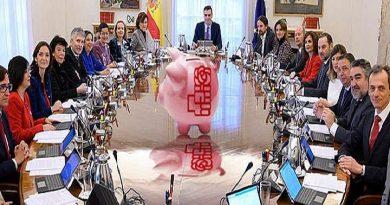 ¡23 enchufados más chupando de la teta del Gobierno! Un gobierno o una agencia de colocación?