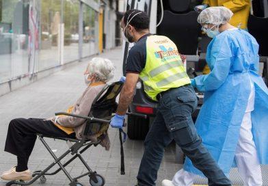 Pablo Iglesias conocía de primera mano la situación en las residencias de ancianos españolas.