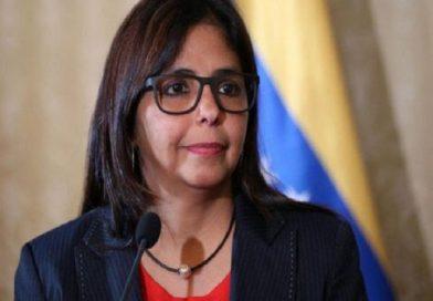El escándalo de la visita de la vicenarco Delcy Rodríguez va a más.  Detalles sobre los trapicheos de los socialcomunistas con el regimen totalitario de Maduro.