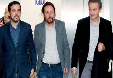 Sánchez teme que el Fiscal General de Estados Unidos ordene detener a Zapatero e Iglesias