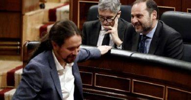 Ábalos y a Pablo Iglesias: un testigo de la Fiscalía y del FBI los relaciona con narcotráfico.