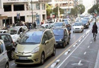 Colapso de la Calle Colón y del centro de Valencia ante los cambios de Grezzi.
