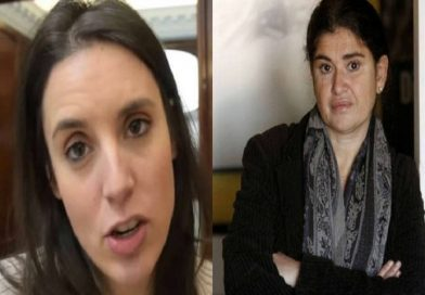La escritora Lucía Etxebarría ha acusado a Irene Montero de poner al Ministerio al servicio «de los intereses de los empresarios proxenetas»