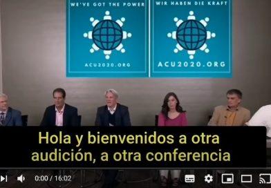 Comunicado sobre la vacunación de la gripe 2020-2021. De Médicos por la Verdad.